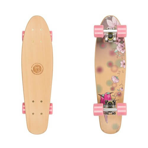 Pennyboard Fish Classic Wood Bird