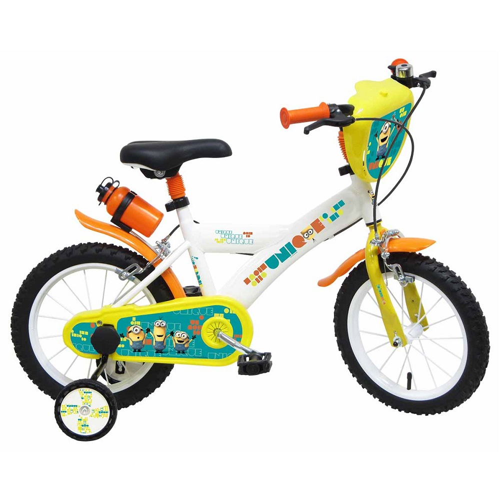 "Detský bicykel Mimoni 2290 14"" - model 2018"