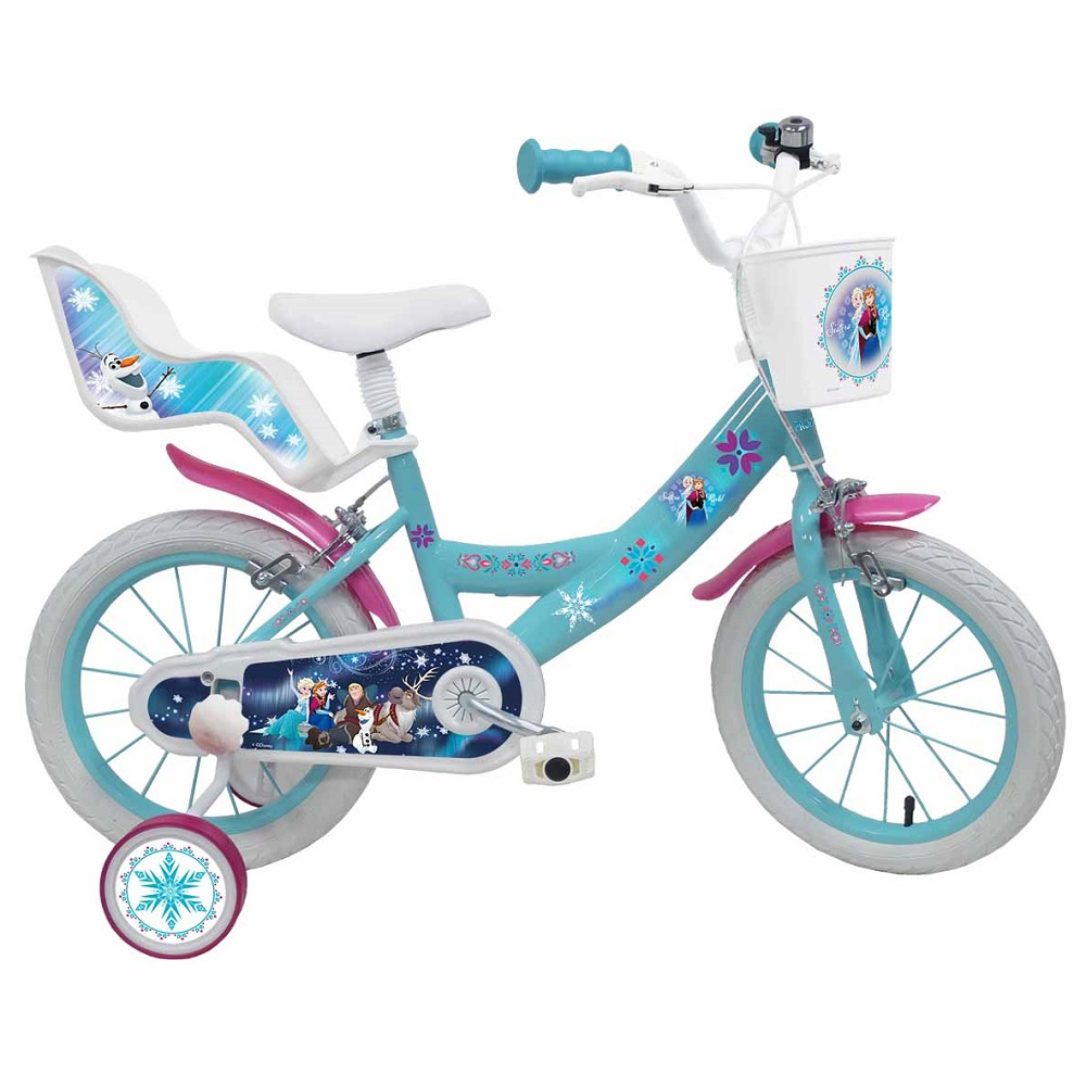 """Detský bicykel Frozen 2295 14"""" - model 2018"""
