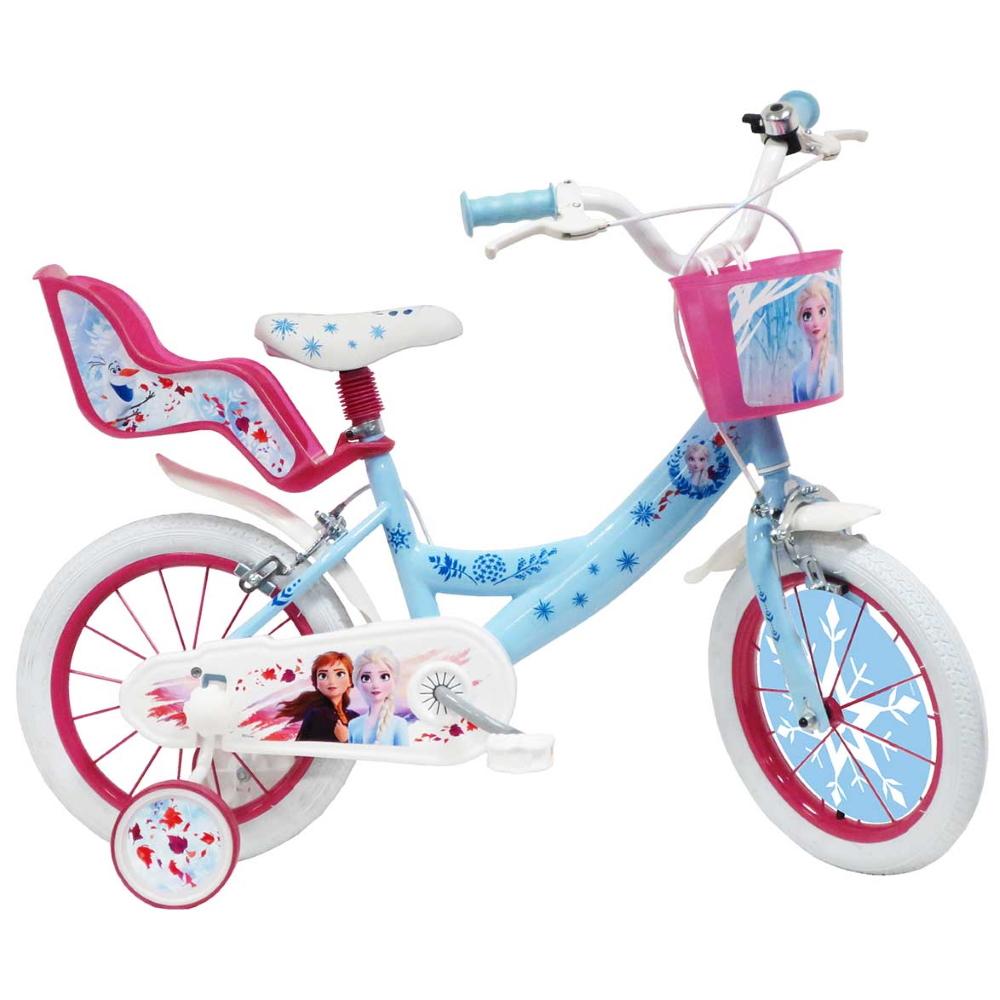 Detský bicykel Frozen II 2295 14