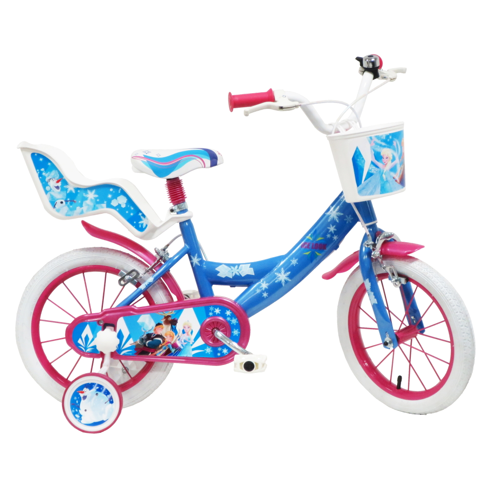 Detský bicykel Frozen Ice-Look 14