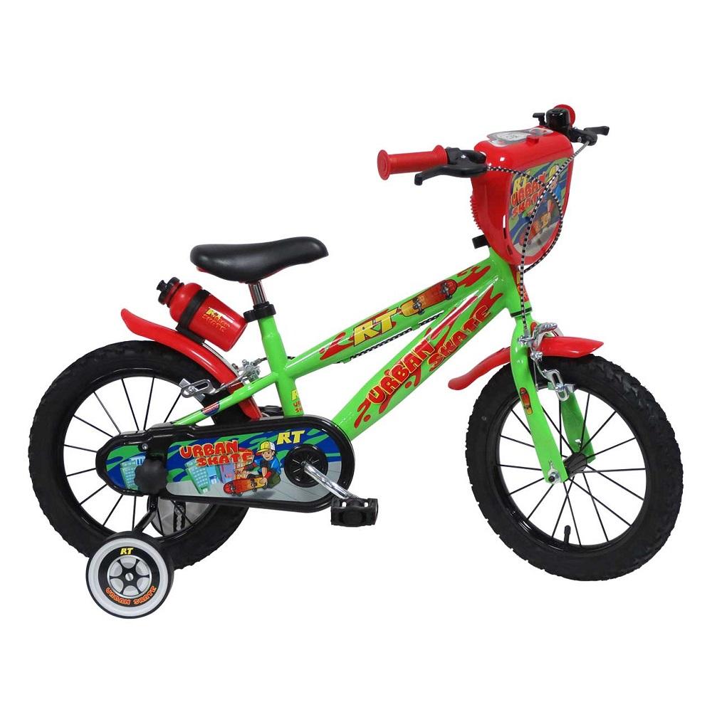 """Detský bicykel Coral Urban Skate 14"""" - model 2018"""
