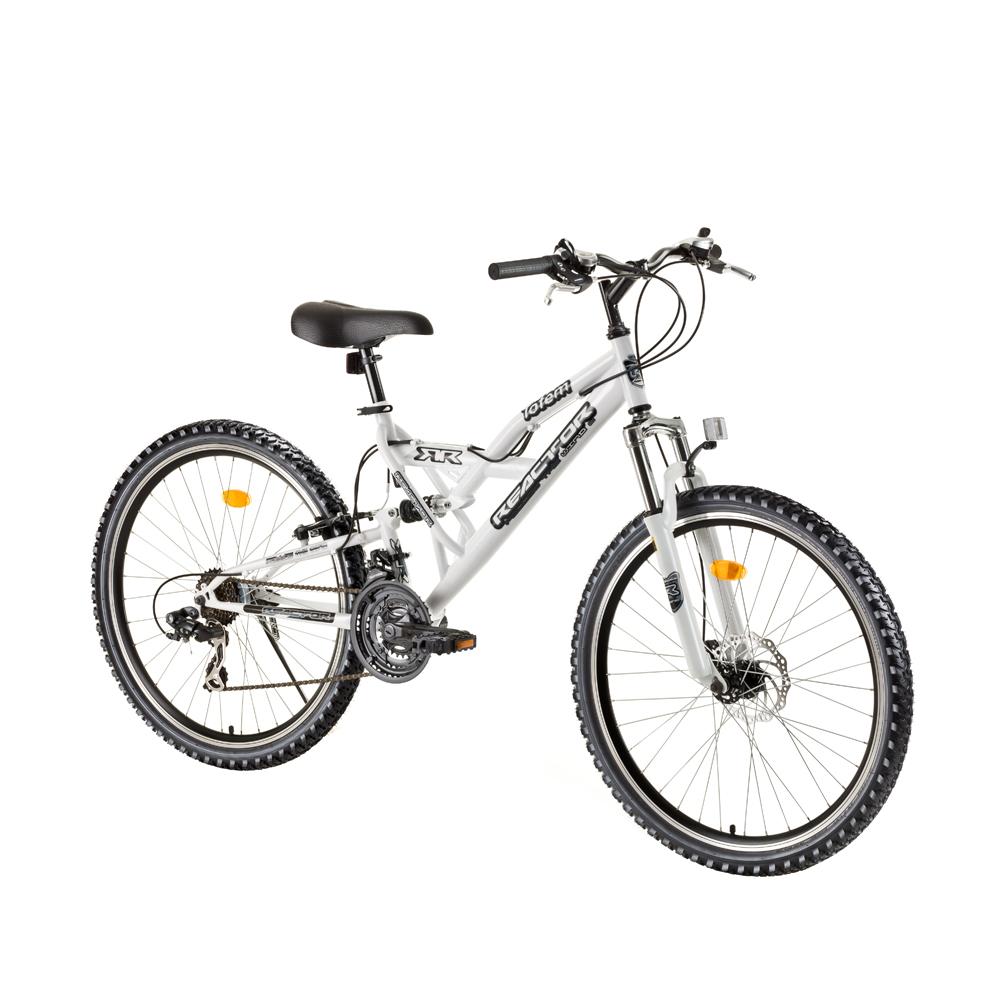 Celoodpružený bicykel Reactor Totem 26