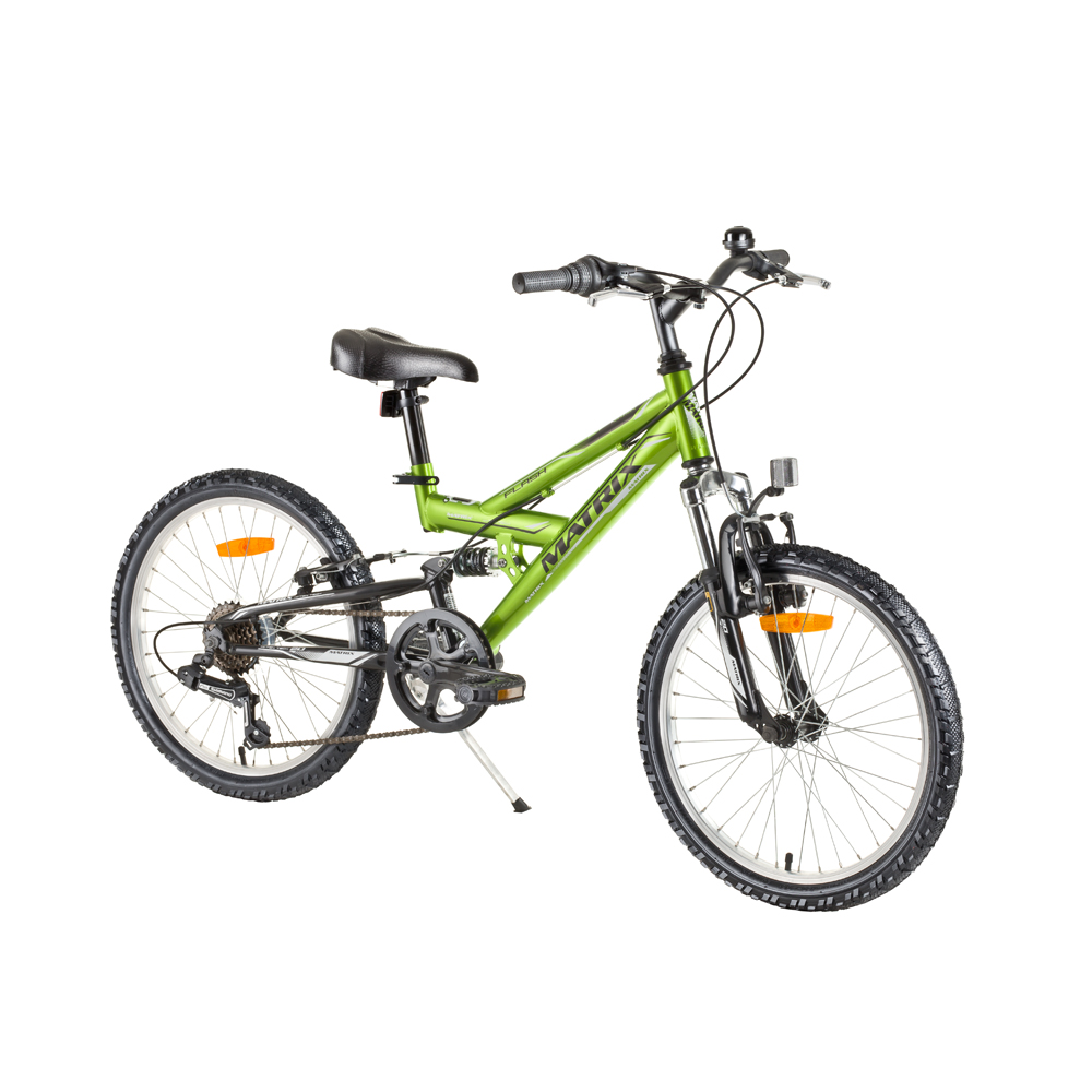 Celoodpružený detský bicykel Reactor Flash 20