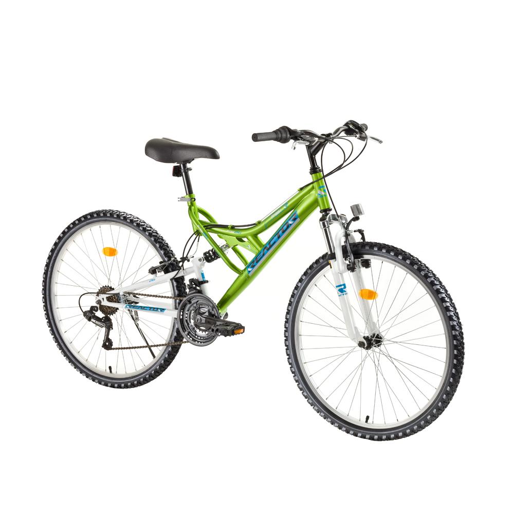 Celoodpružený bicykel Reactor Freak 26
