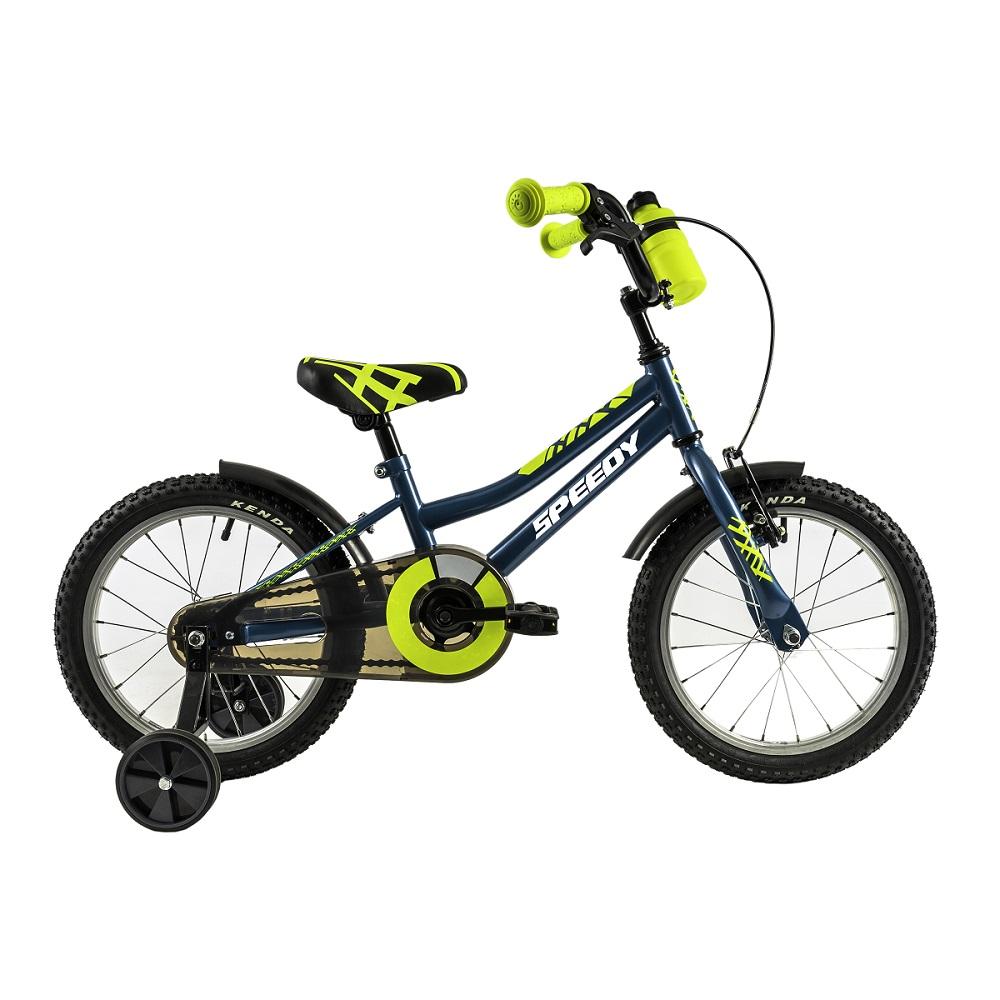 Detský bicykel DHS Speedy 1601 16