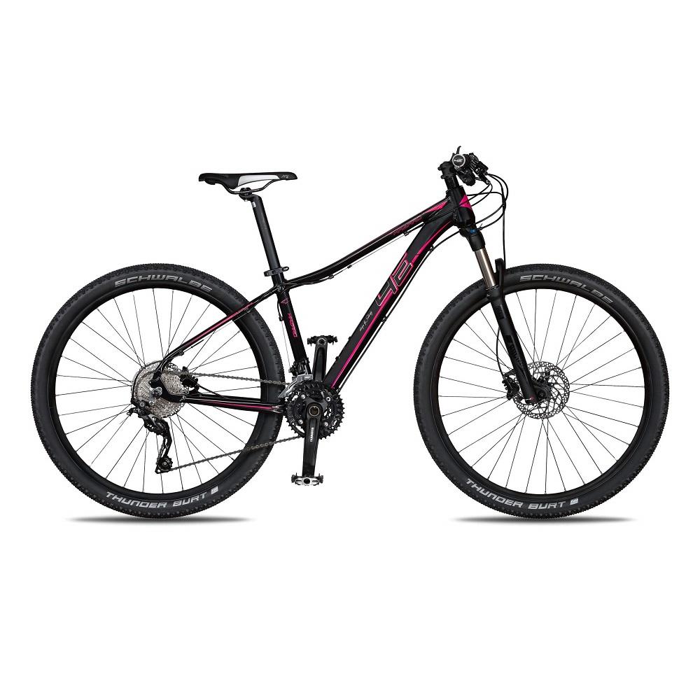 "Dámsky horský bicykel 4EVER Hazard Lady 27,5'' - model 2018 16"" - Záruka 10 rokov"