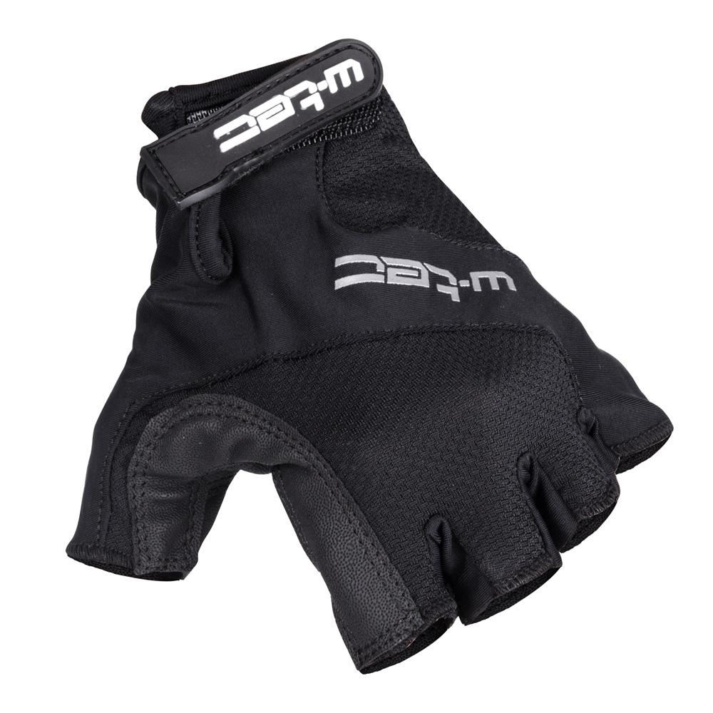 Cyklo rukavice W-TEC Mupher AMC-1037-17 čierna - S