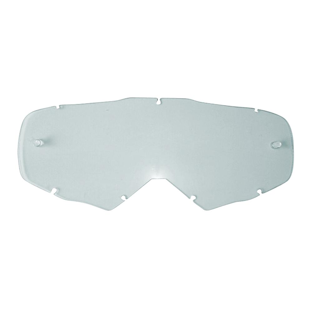 Náhradné sklo k motookuliarom iMX Dust Clear s pinmi