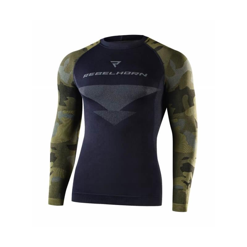 Moto thermo tričko Rebelhorn Freeze Jersey