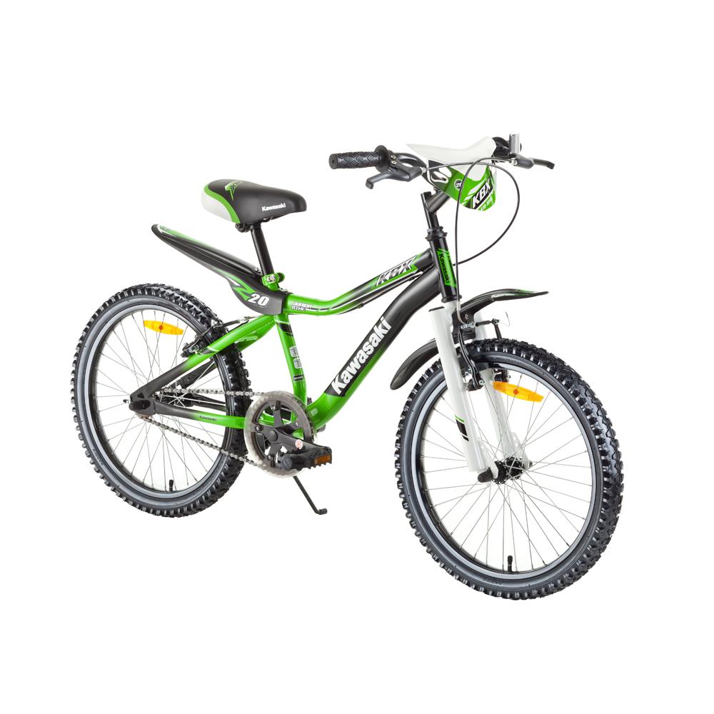 Juniorský bicykel Kawasaki Nijumo 20