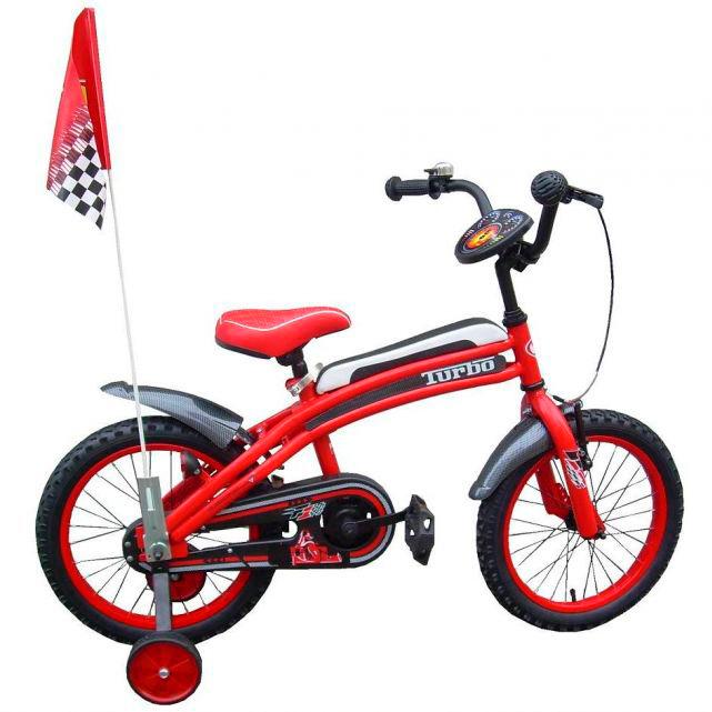 Detský bicykel Turbo F1 16