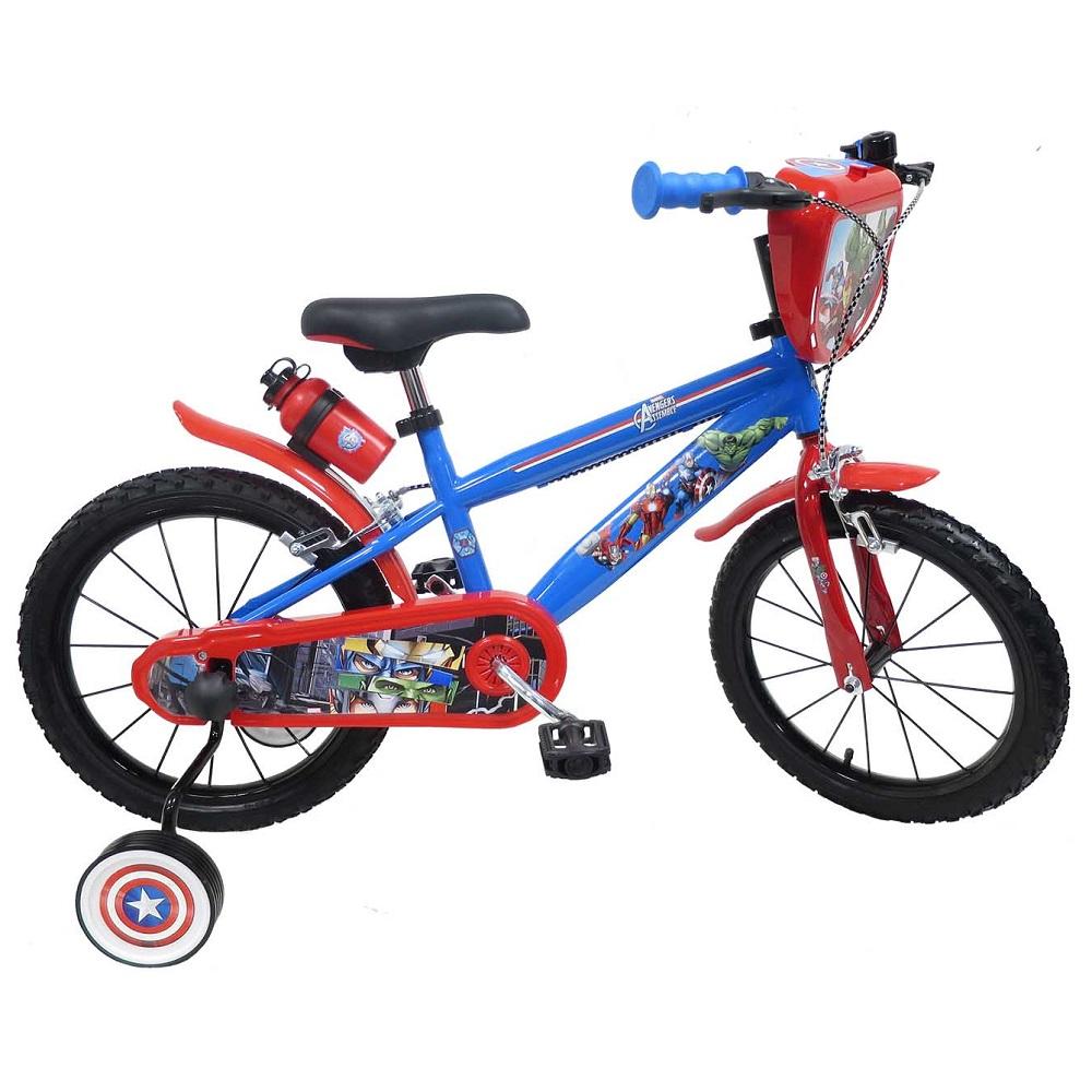 Detský bicykel Avengers 2416 16