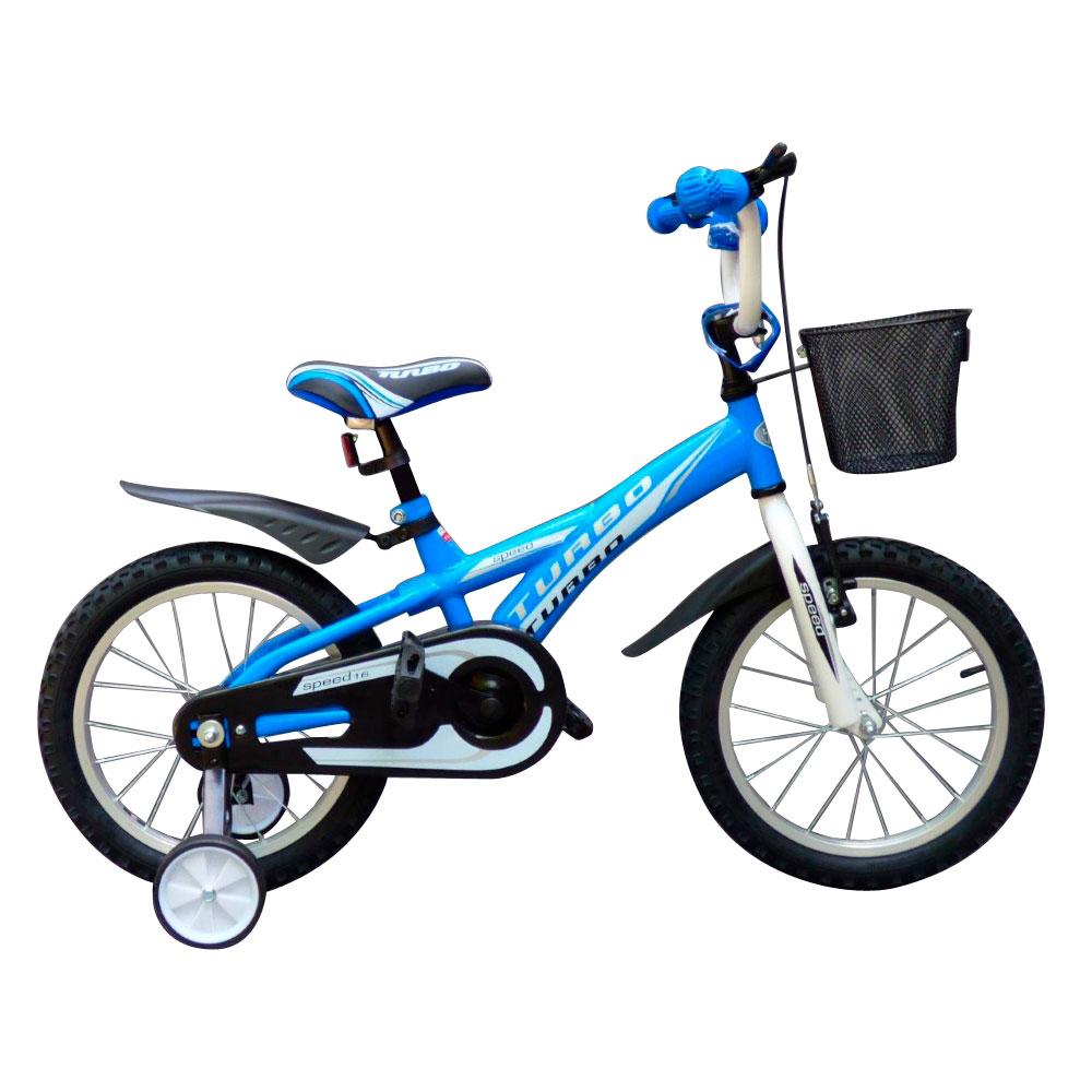 Detský bicykel Turbo BMX 16