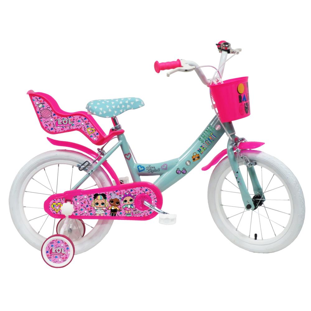 Detský bicykel LOL 16