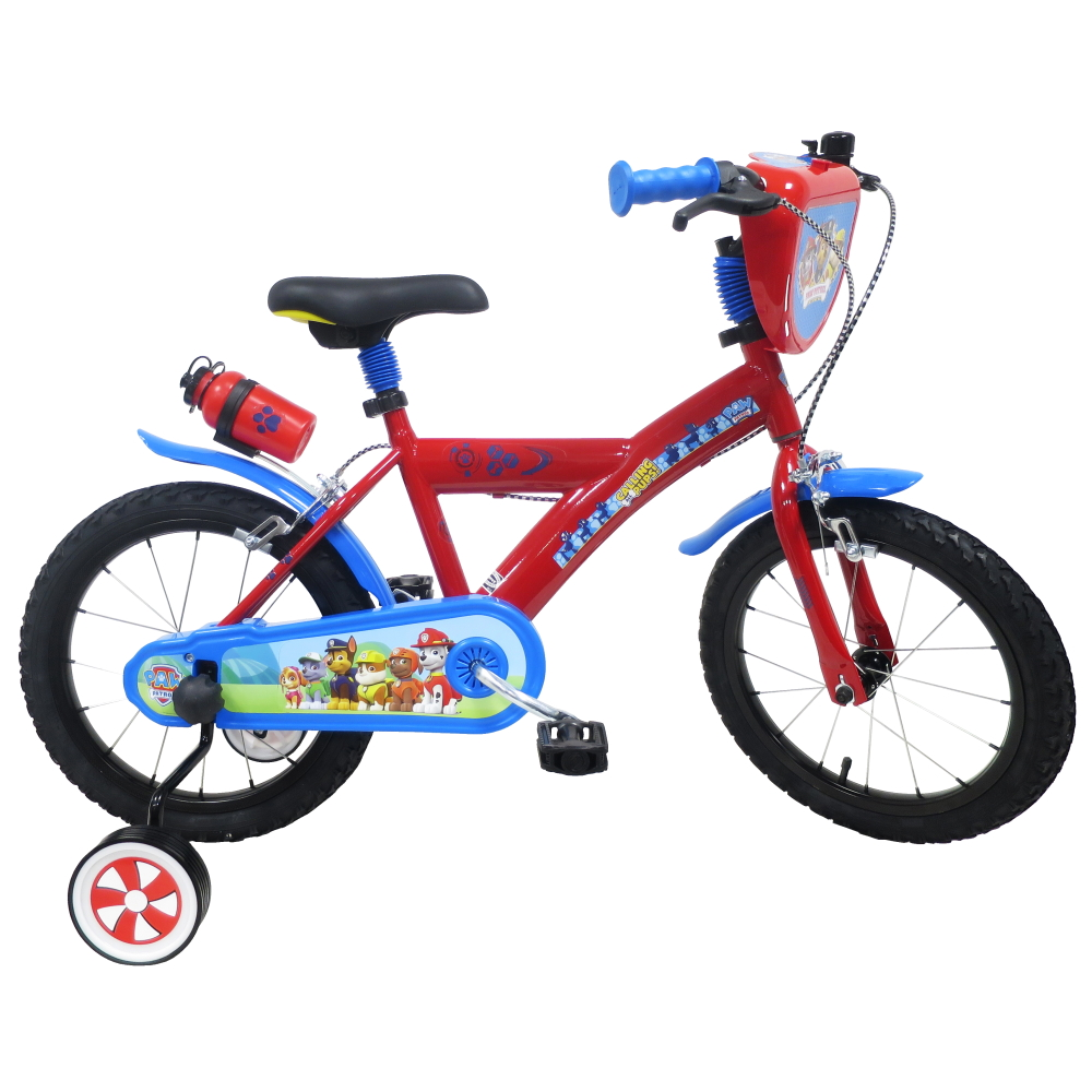 Detský bicykel Paw Patrol 16