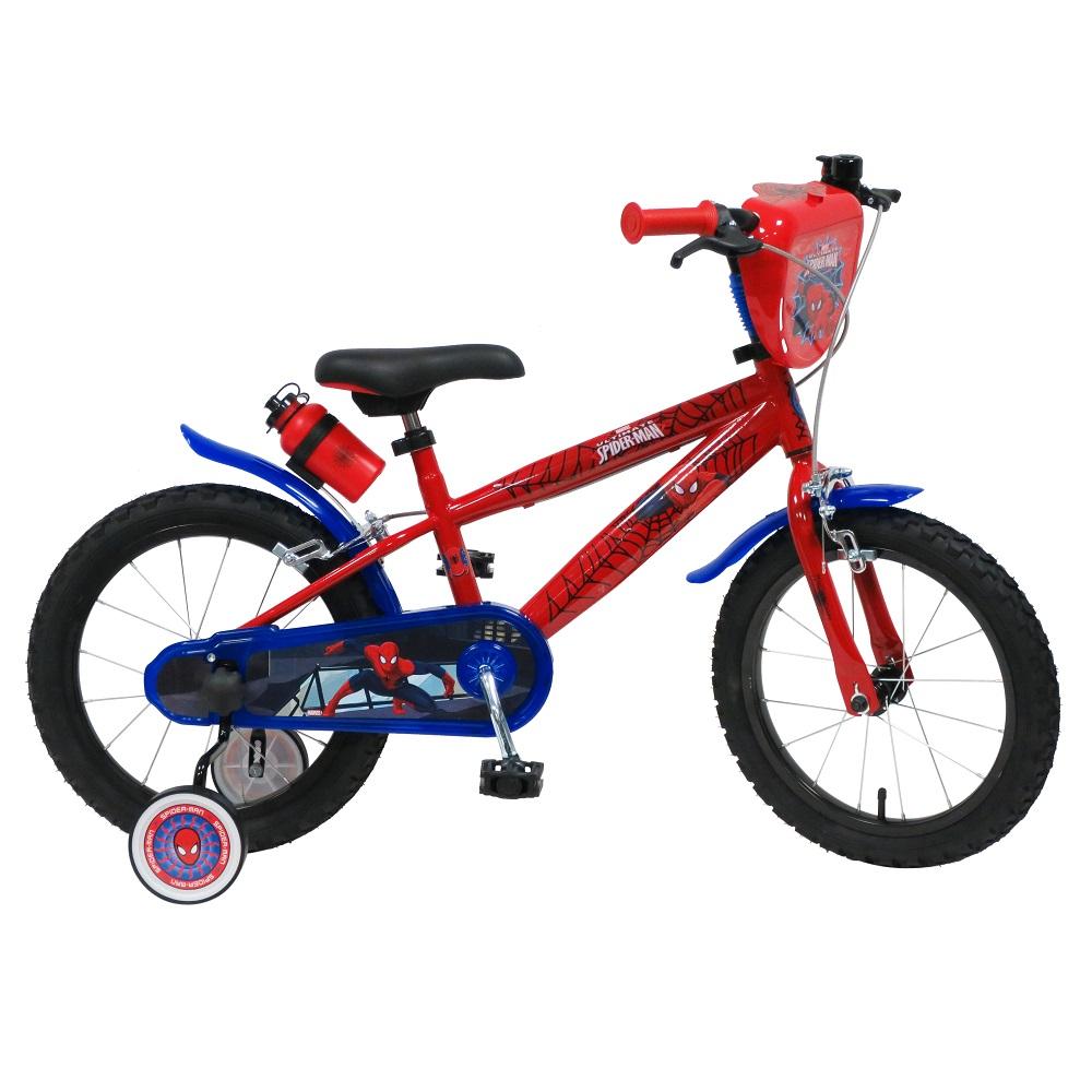 Detský bicykel Spiderman 2416 16