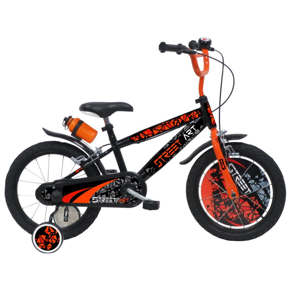 Detský bicykel Street Art 16