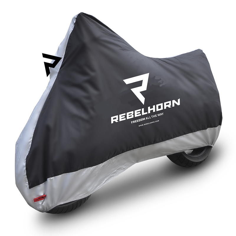 Ochranná plachta na motorku Rebelhorn COVER-L II