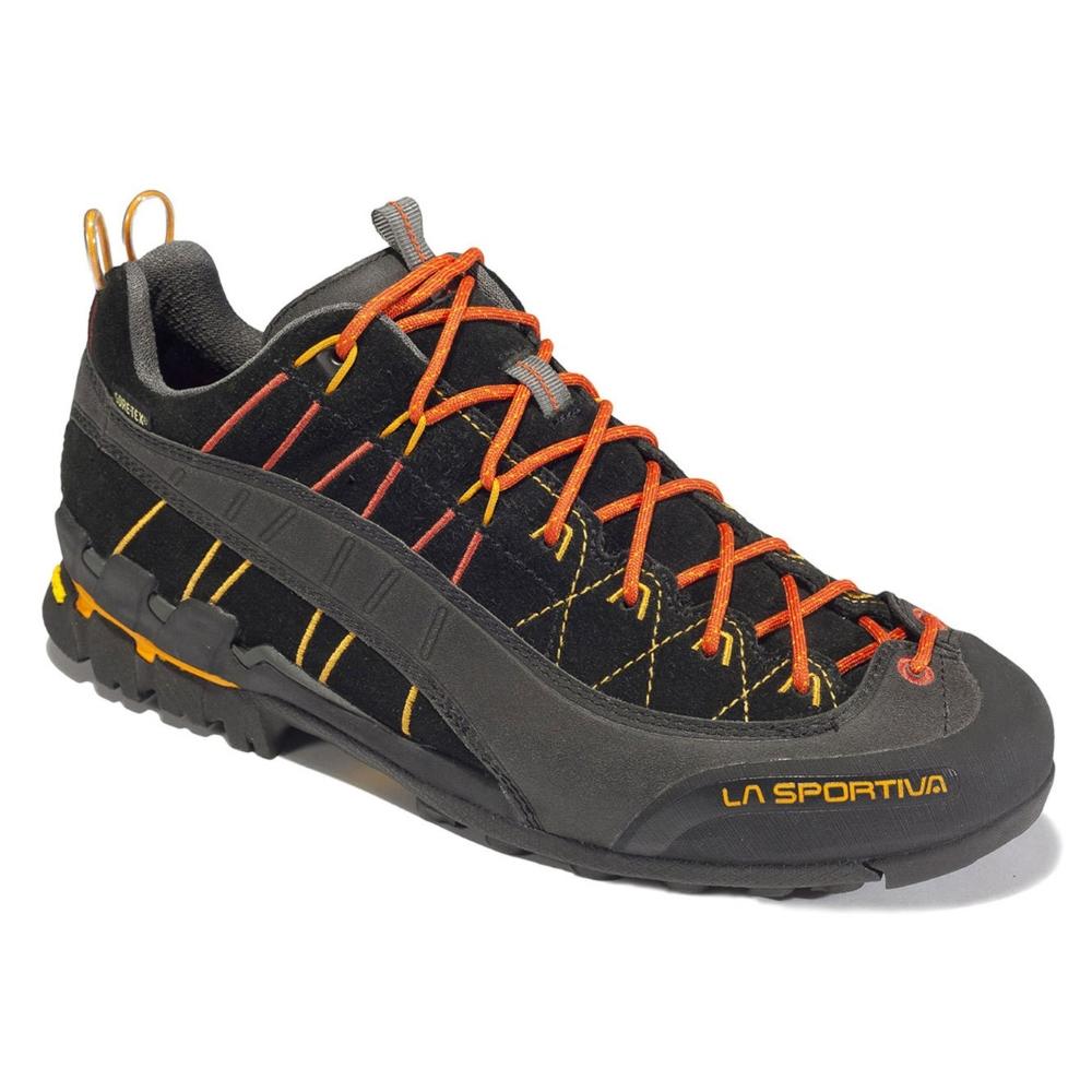 Pánské turistické topánky La Sportiva Hyper GTX Black - 46