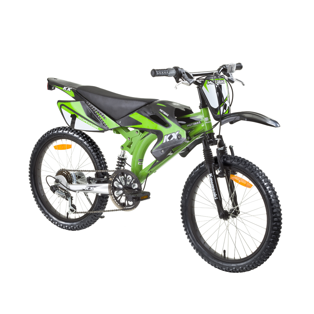 Juniorský bicykel KAWASAKI Rebel 20