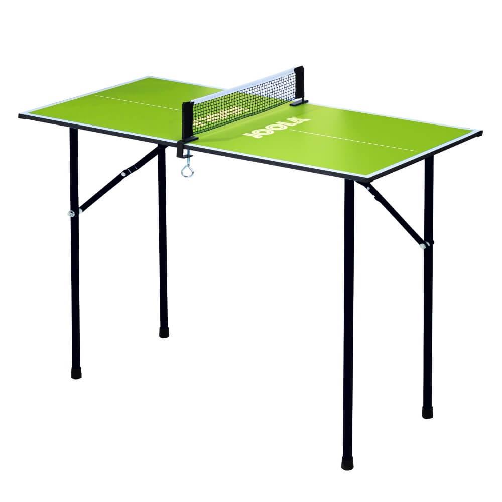 Stôl na stolný tenis Joola Mini 90x45 cm zelená