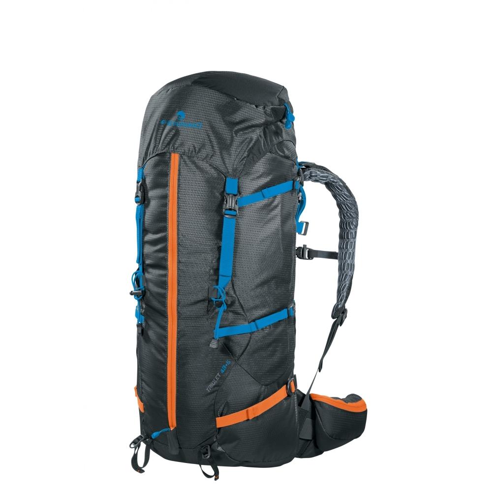 Horolezecký batoh FERRINO Triolet 48+5 čierna