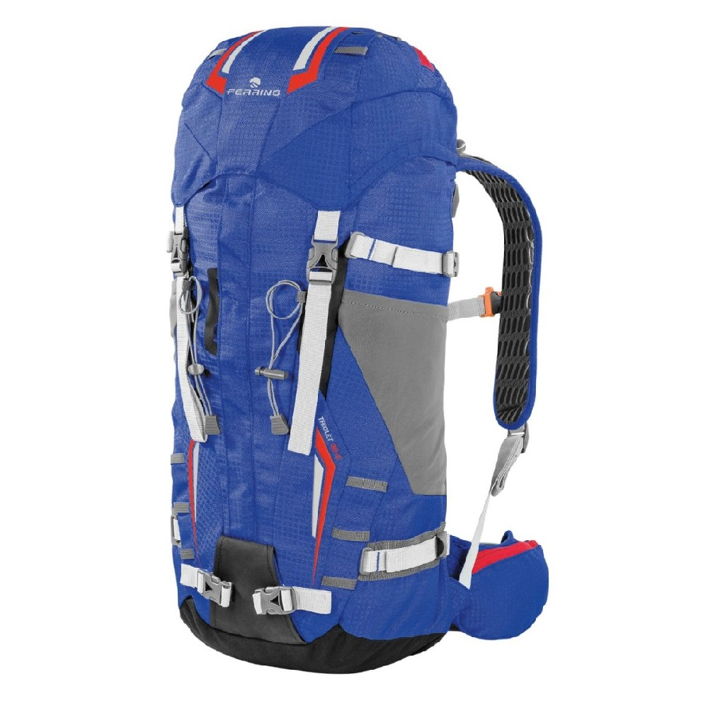 Horolezecký batoh FERRINO Triolet 32+5 modrá