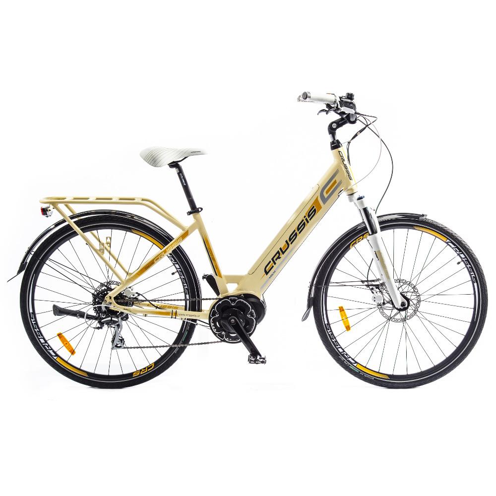 Mestský elektrobicykel Crussis e-City 9.3 - model 2018 - Záruka 10 rokov