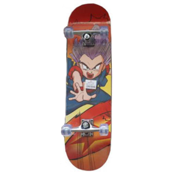 Skateboard Spartan Super Board