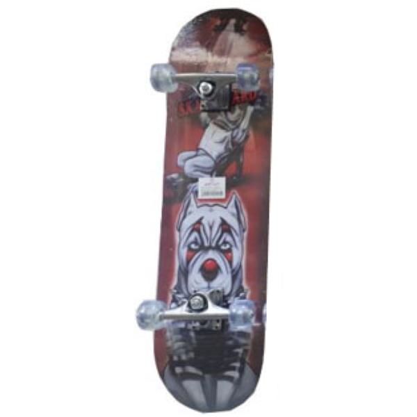 Skateboard Spartan Super Board Circus Stage