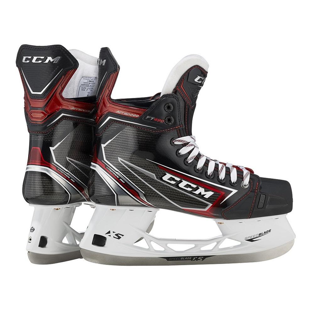 Hokejové korčule CCM JetSpeed FT490 SR 42,5