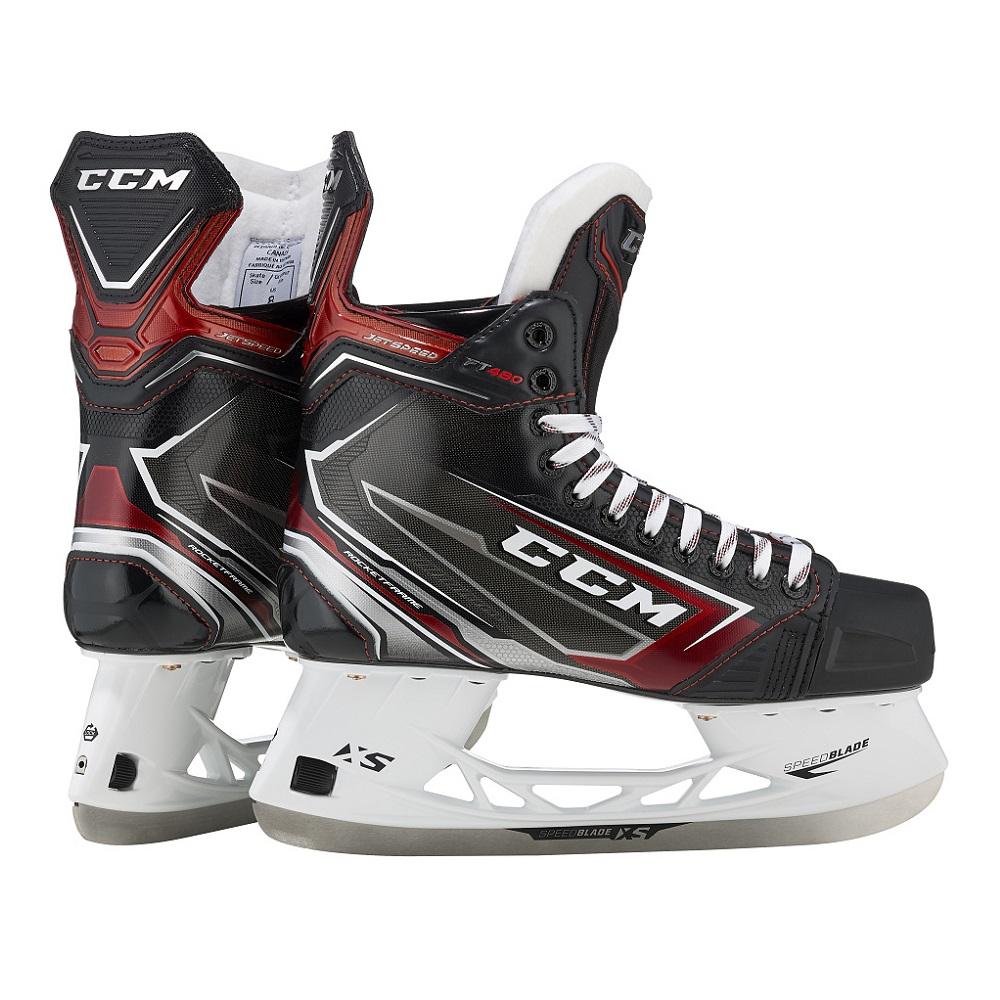 Hokejové korčule CCM JetSpeed FT480 SR