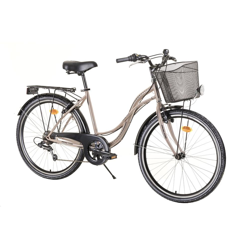 Dámsky mestský bicykel Reactor Lady 26