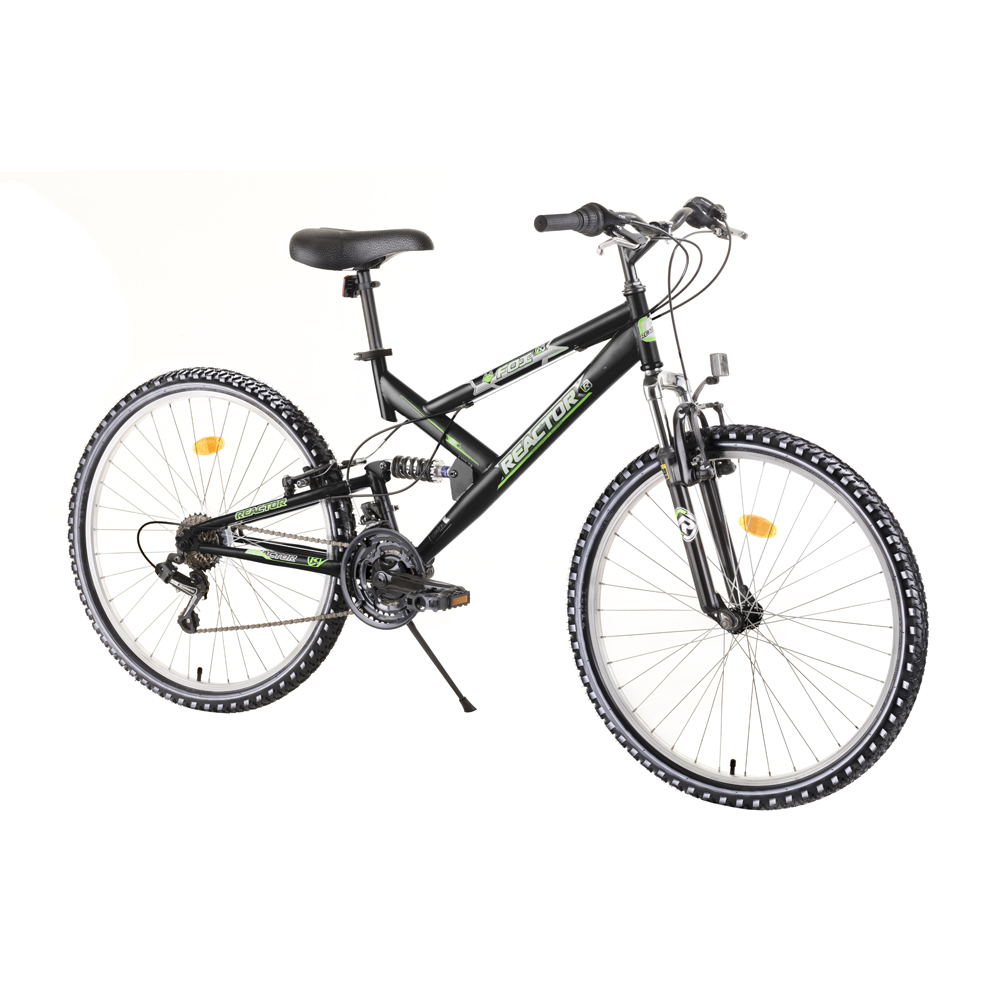 Celoodpružený bicykel Reactor Fox 26