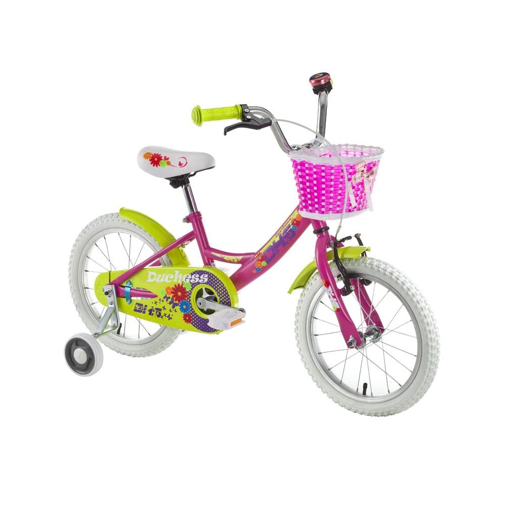 Detský bicykel DHS Duchess 1602 16