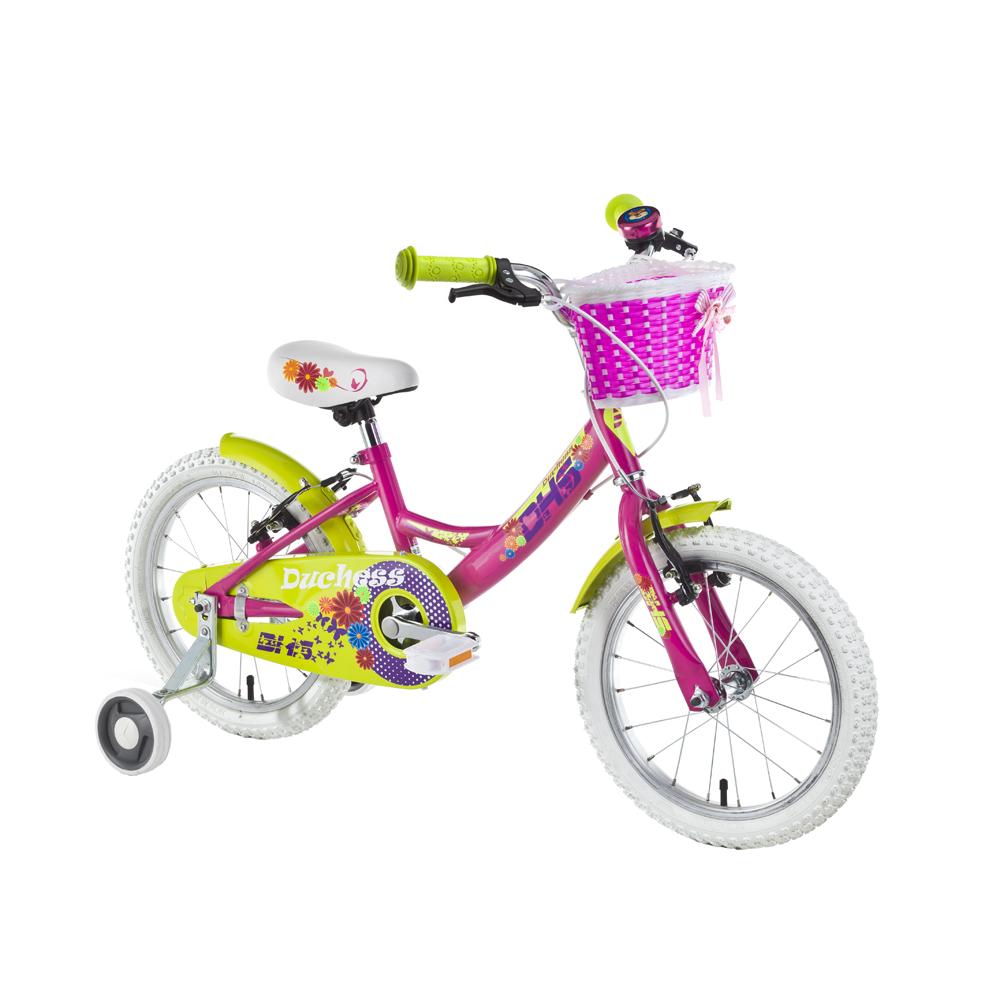 Detský bicykel DHS Duchess 1604 16