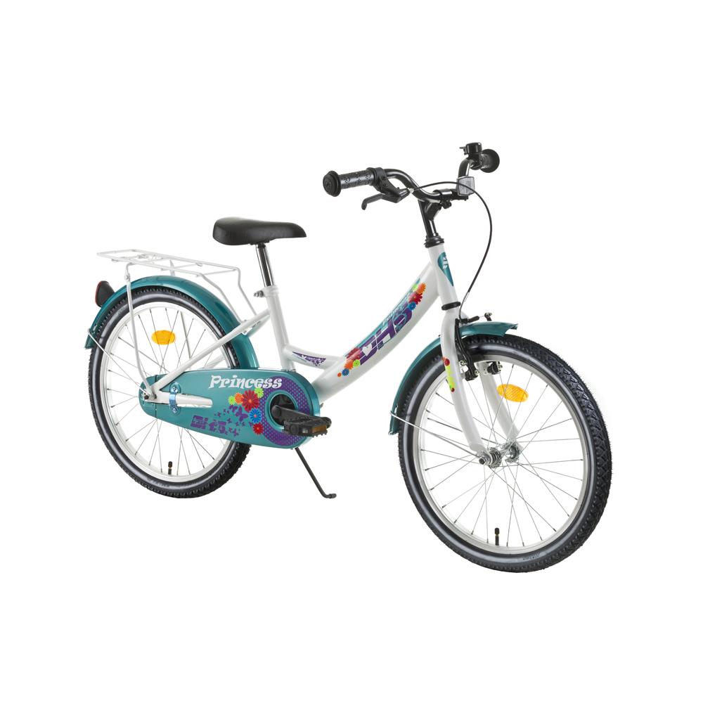 Detský bicykel DHS Princess 2002 20