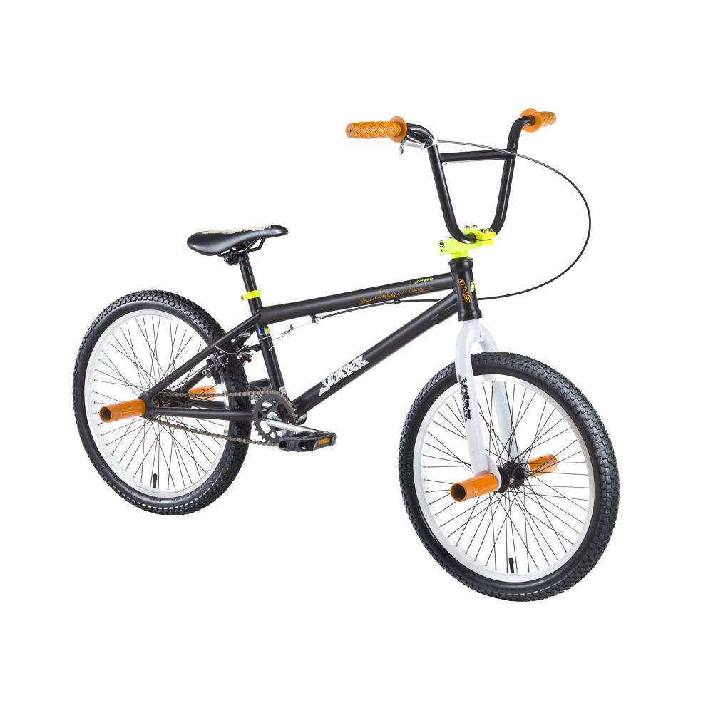 "Freestyle bicykel DHS Jumper 2005 20"" - model 2018 Black - Záruka 10 rokov"