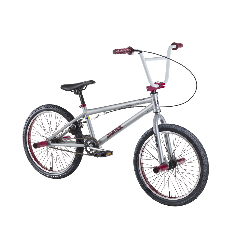 Freestylový bicykel DHS Jumper 2005 20