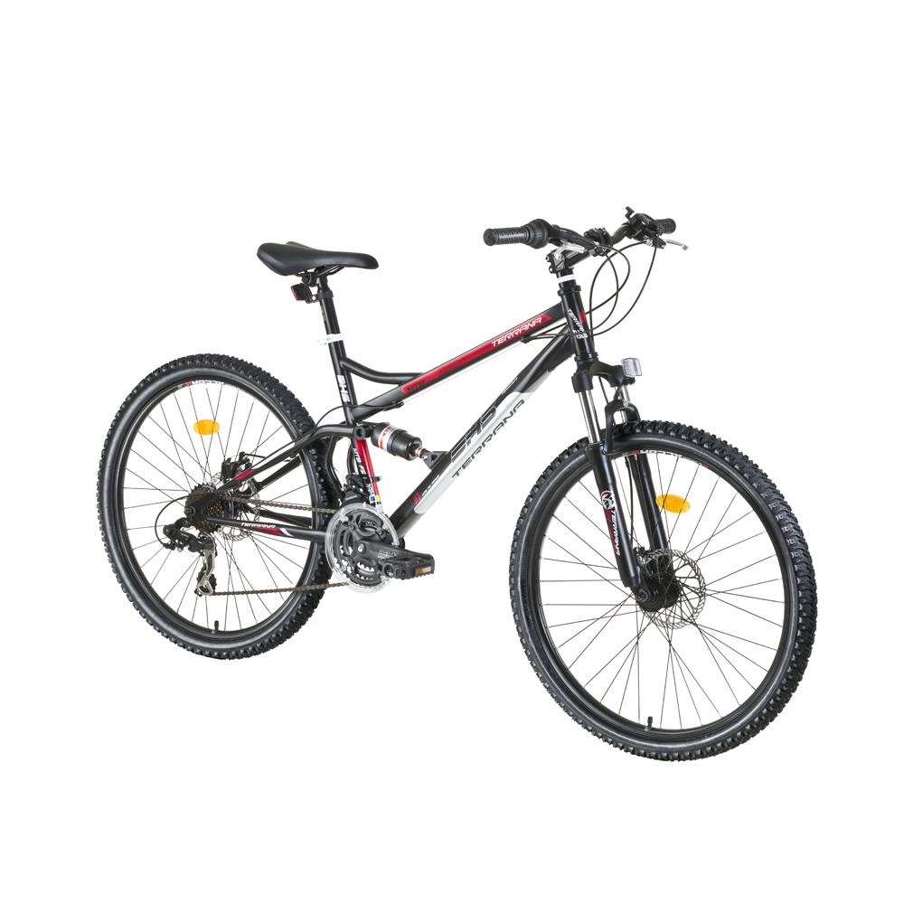Celoodpružený bicykel DHS Terrana 2645 26