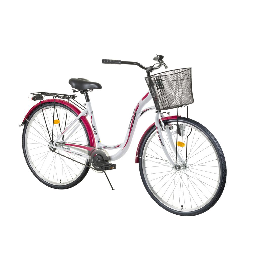 Mestský bicykel DHS Citadinne 2632 26