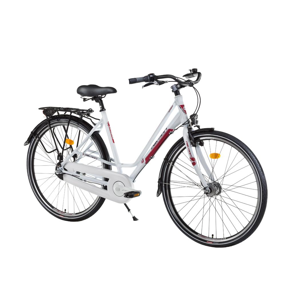 Dámsky mestský bicykel Devron Urbio LC1.8 - model 2016