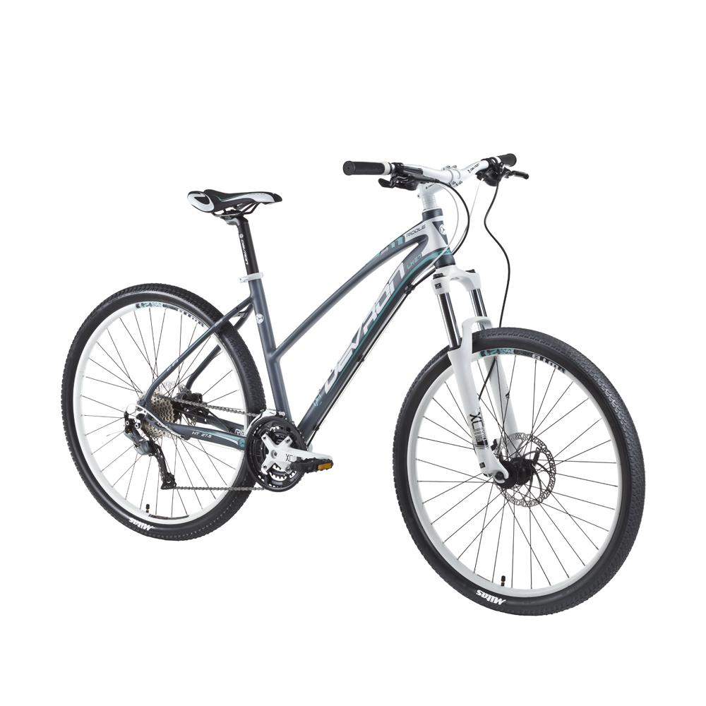"""Dámsky horský bicykel Devron Riddle LH2.7 27,5"""" - model 2016 Emerald Gray - 15,5"""" - Záruka 10 rokov"""