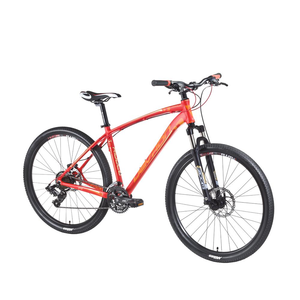 "Horský bicykel Devron Riddle H0.9 29"" - model 2016 Salsa Red - 16,5"" - Záruka 10 rokov"