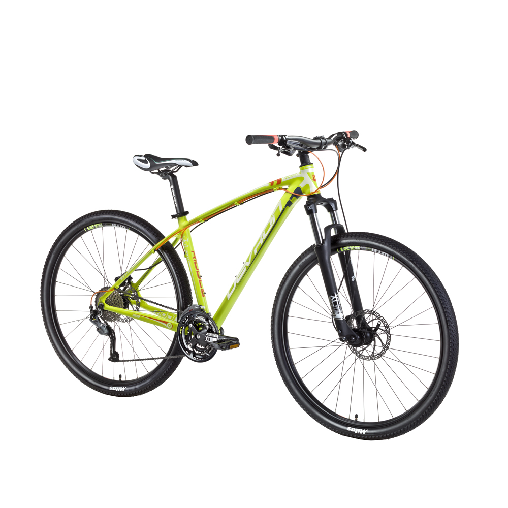 "Horský bicykel Devron Riddle H2,9 29"" - model 2016 Kentucky Green - 18"" - Záruka 10 rokov"