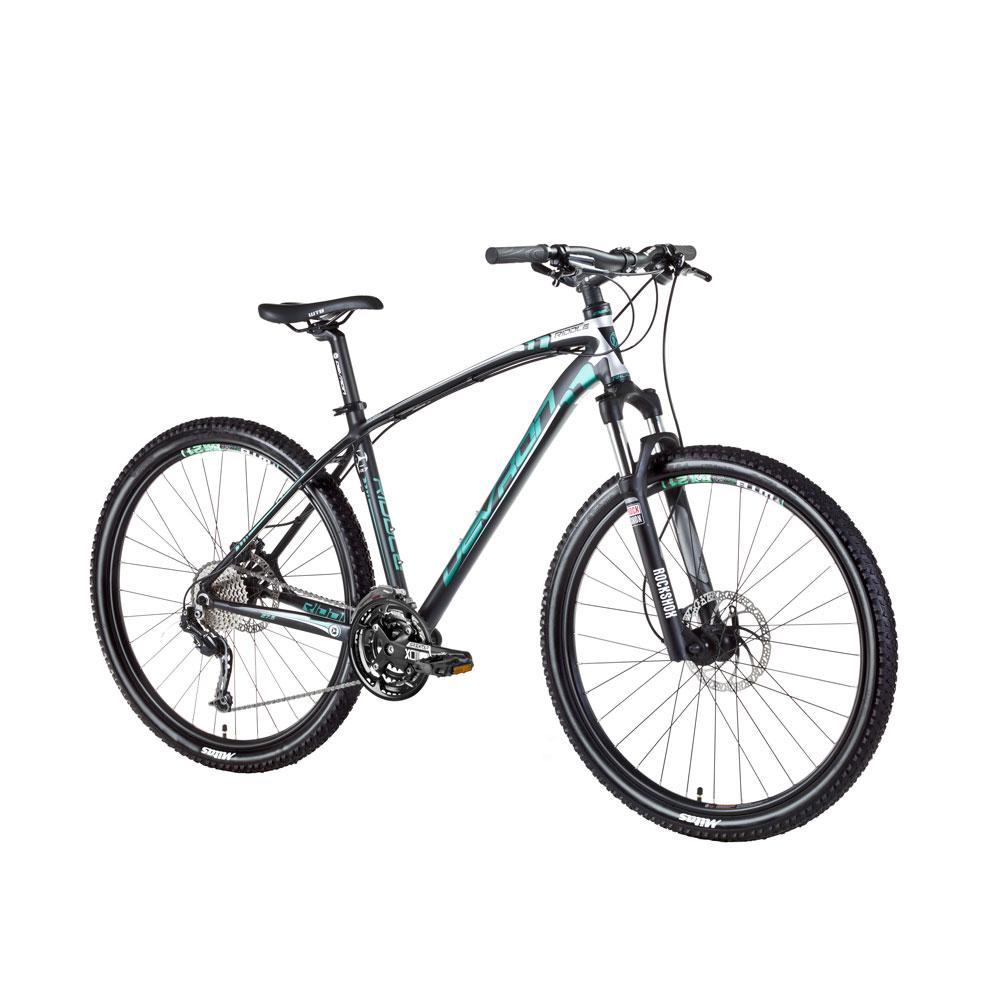 "Horský bicykel Devron Riddle H2,9 29"" - model 2016 Black Malachite - 16,5"" - Záruka 10 rokov"