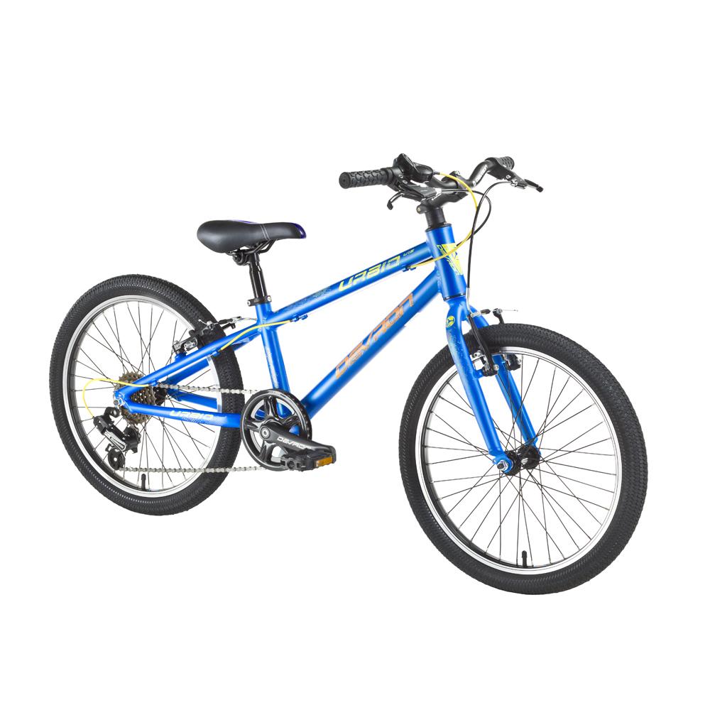 "Detský bicykel Devron Urbio U1.2 20"" - model 2017 Deep Blue - 10"""