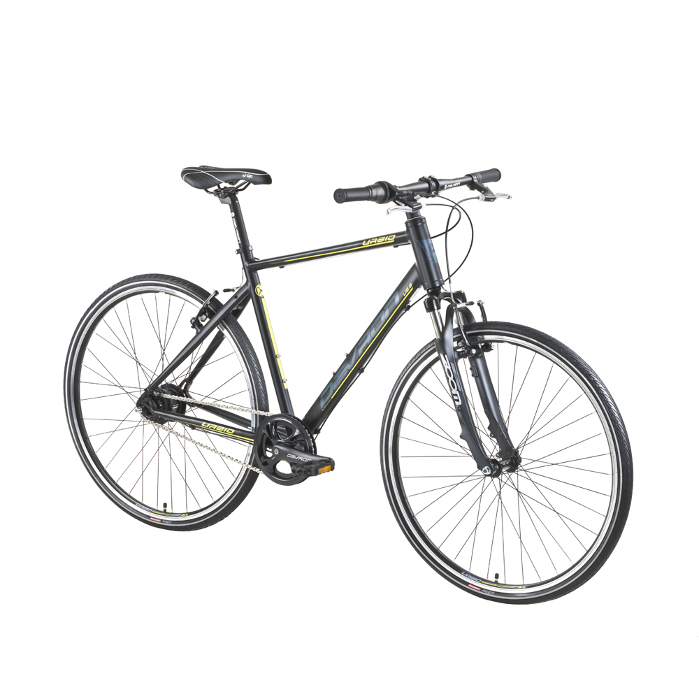 Crossový bicykel Devron Urbio U2.8 - model 2016