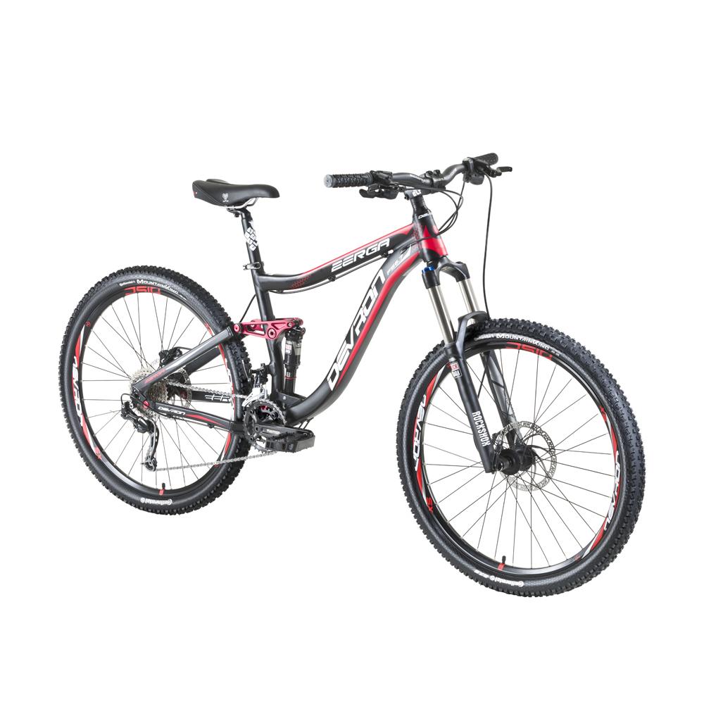 Horský celoodpružený bicykel Devron Zerga FS6.7 27,5
